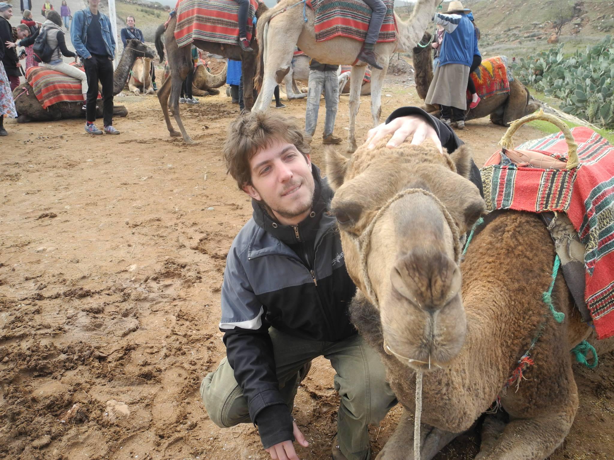 Me & Camel