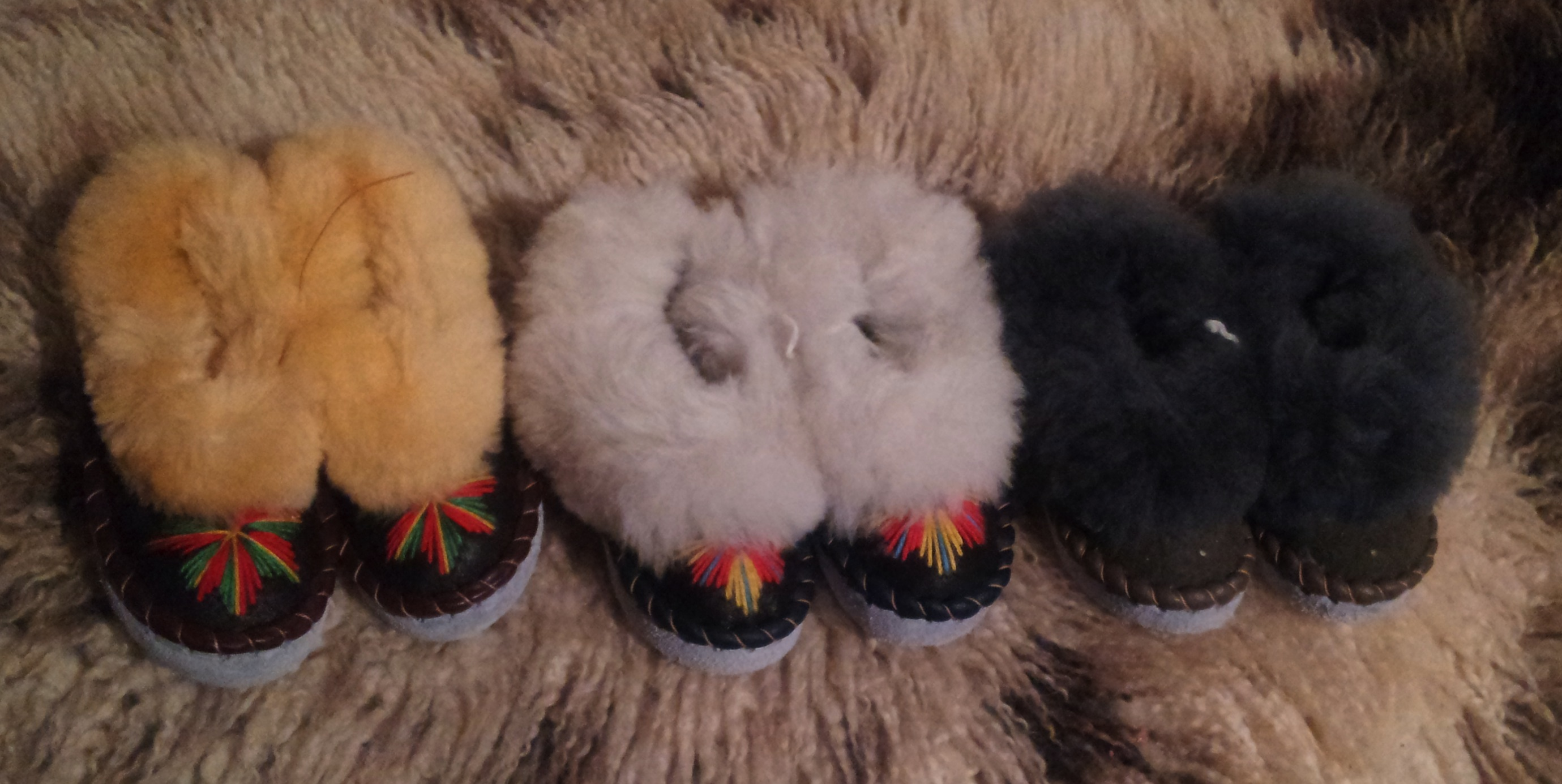 Traditionally Made Slippers