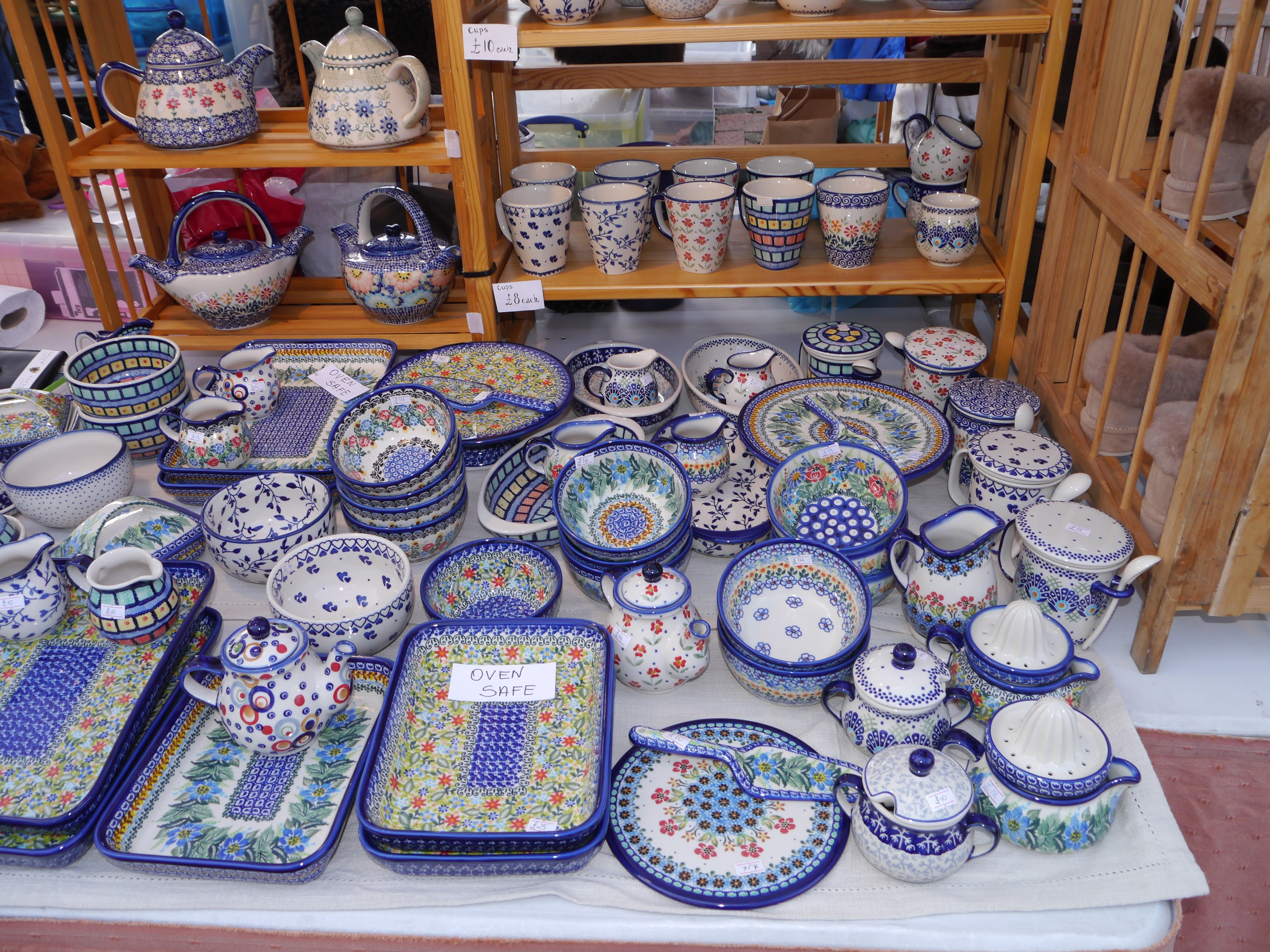 Finest Polish Stoneware