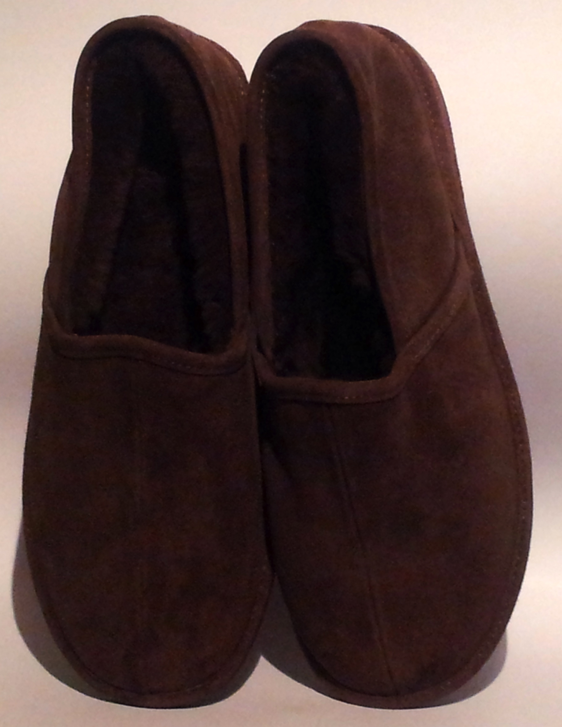 Men's Luxurious Sheepskin moccasins