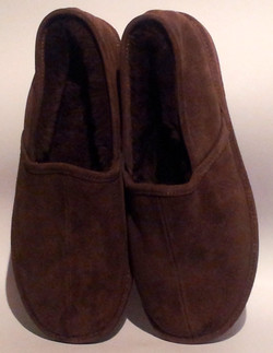 Men's Luxurious Sheepskin moccasins