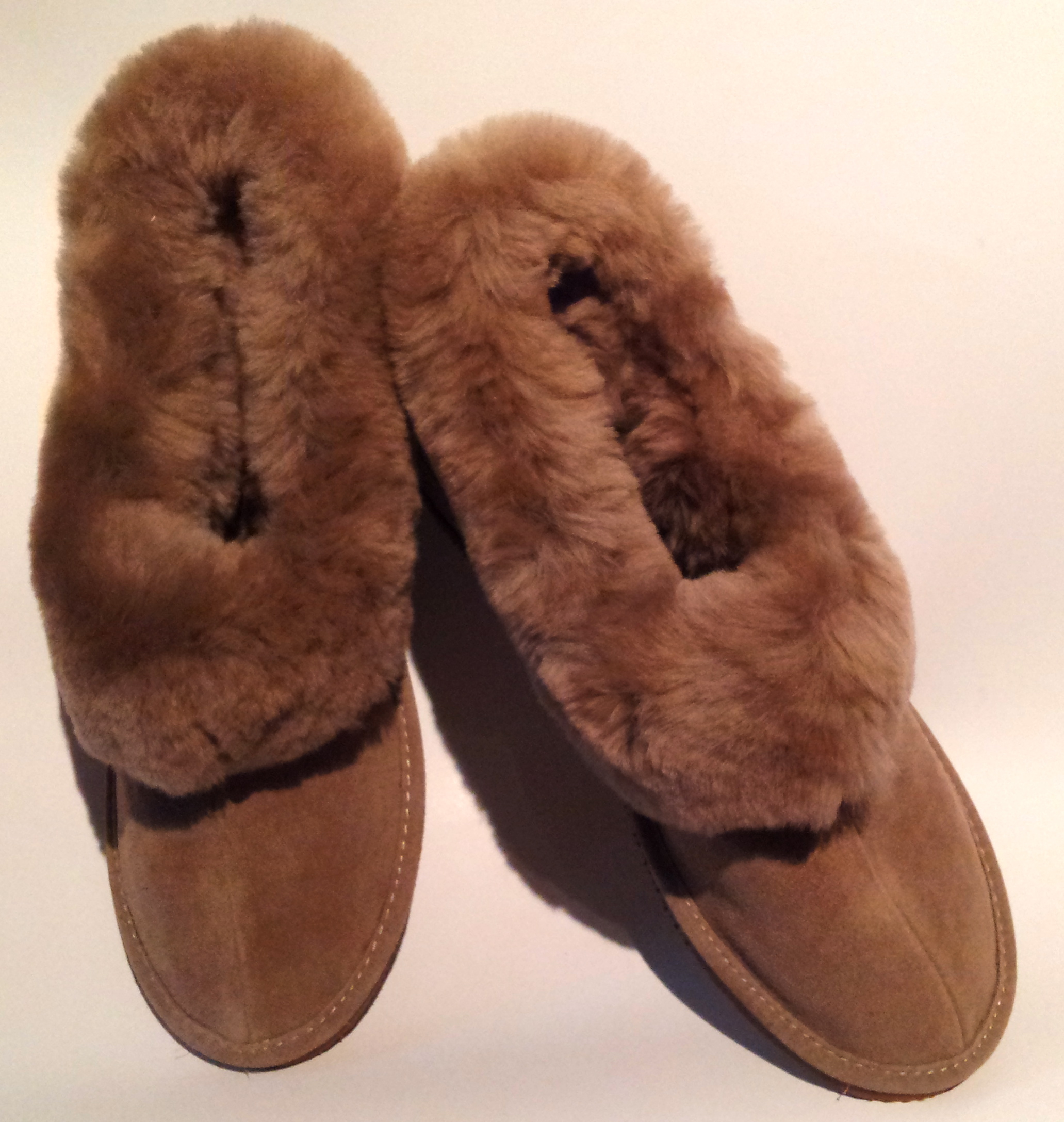 Women's Luxurious Sheepskin slippers