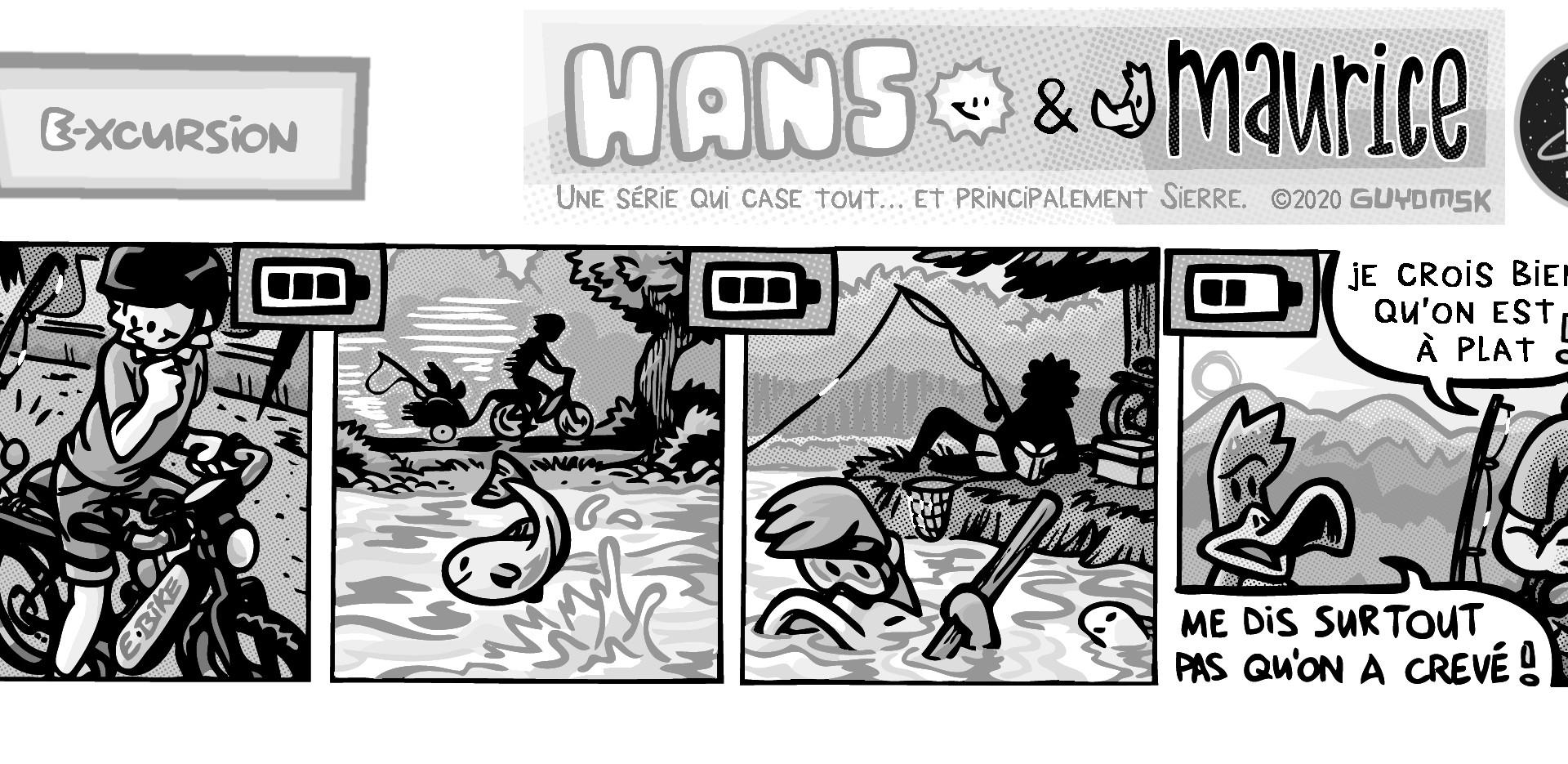 Hans & Maurice