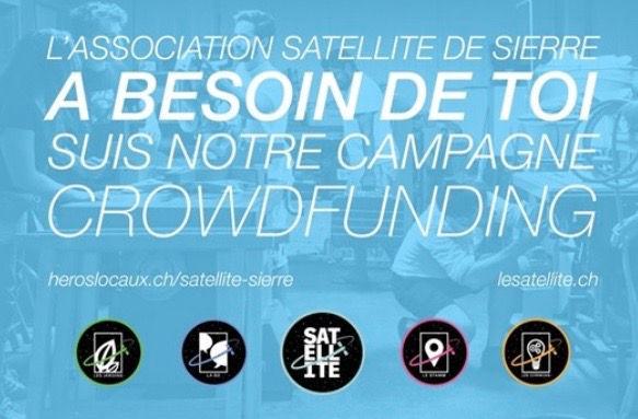 Crowdfundinf satellite