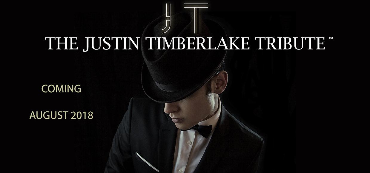Earth To Mars Band JT Justin Timberlake Tribute Show Band Bruno Mars