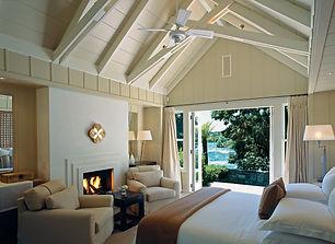 Huka Lodge Owners Cottage Riverside Bedr