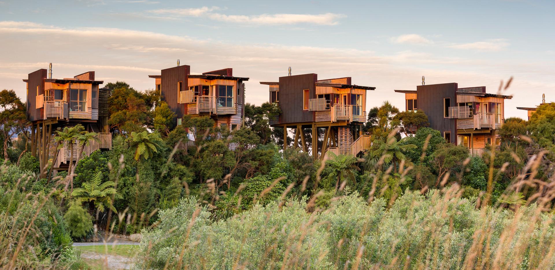 Hapuku Lodge Treehouses