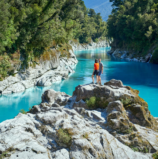 Hokitika Gorge, West Coast