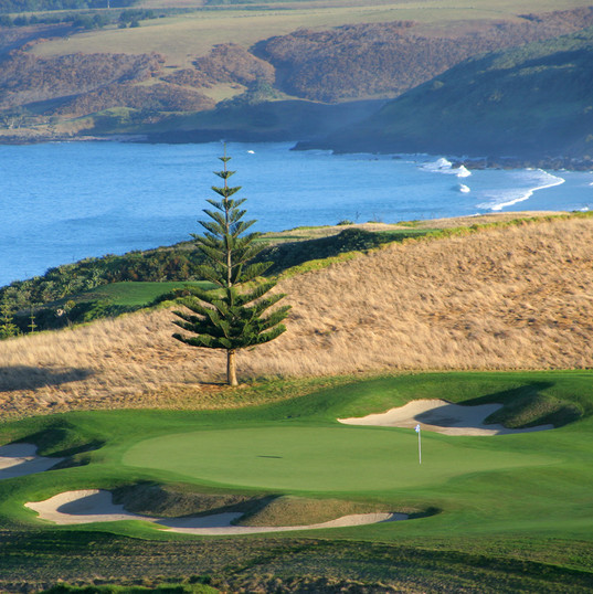 Hole 17, Kauri Cliffs