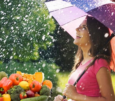Tips to avoid diseases in Rainy Season.