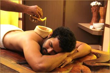 Manya Basti for Cervical Spondylosis ayurvedic treatment by Dr.Yogesh Chavan