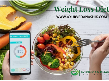 Weight Loss Diet for healthy weight loss