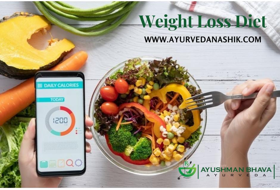 Weight loss diet treatment nashik india