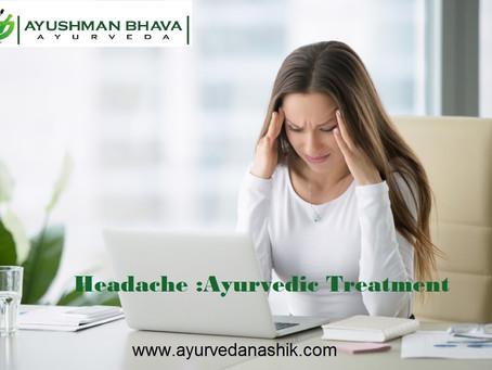 Migraine Ayurvedic Treatment & Tips in Marathi