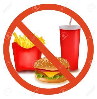 junk food to avoid for weight loss