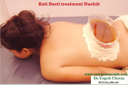 kati basti treatment spondylitis in Nashik