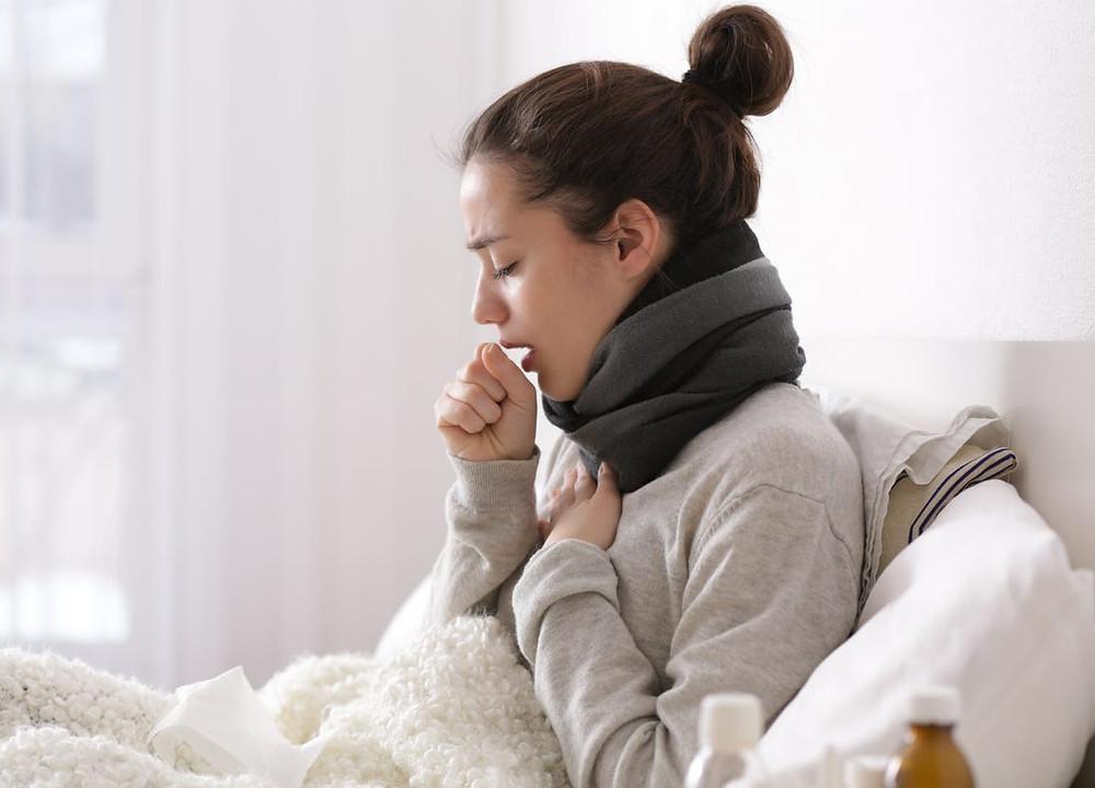 Turmeric milk in cough