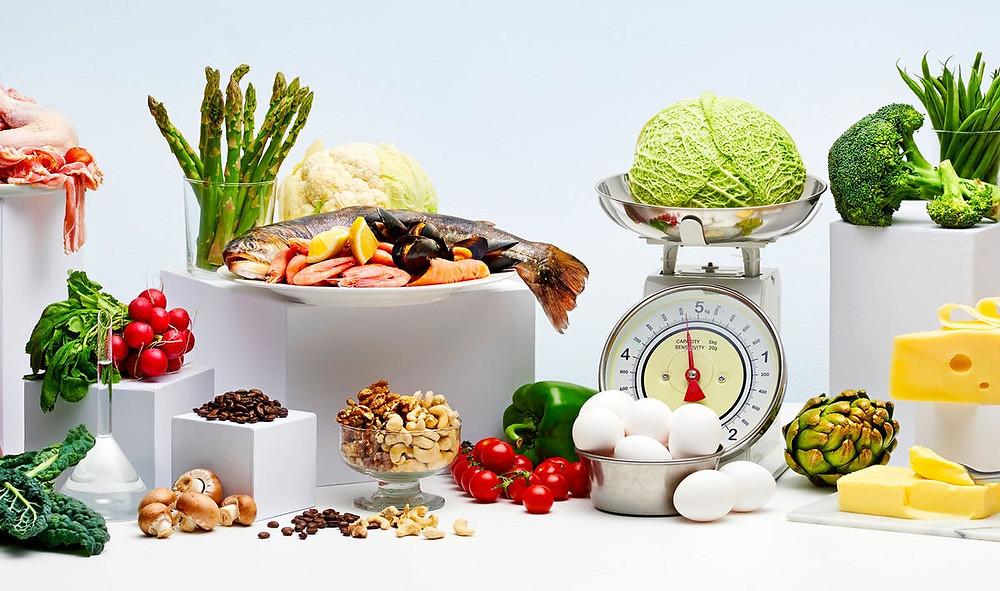 Ultra Low fat diet in marathi