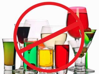 avoid alcohol, cold drinks in weight loss diet
