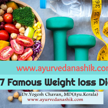 Searching for Weight loss diet? Here are 7 famous weight loss diets