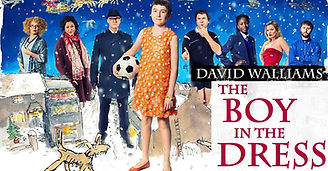 The boy in the dress David Walliams Book Production Design Art Director