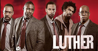 Luther Idris Elba Art Direction Production Design