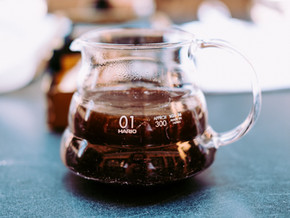 Kávové nápoje: filtrovaná káva