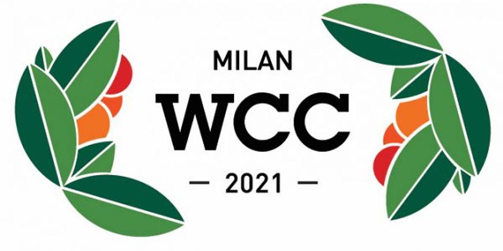 World Barista Championship, World Brewers Cup, World Cup Tasters Championship 2021