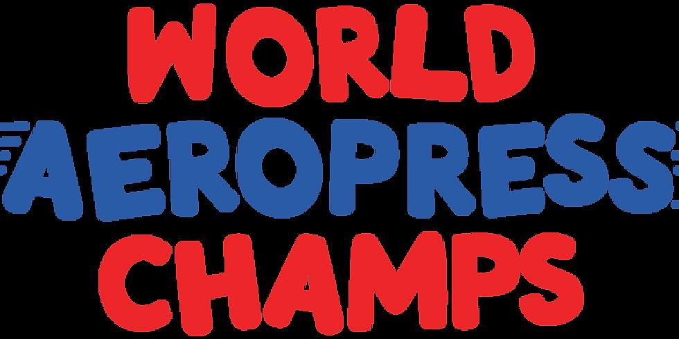 World AeroPress Championship 2021 - online
