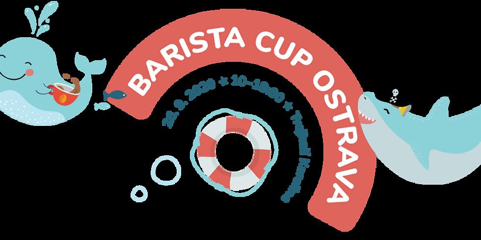 Zrušeno :( - Barista Cup Ostrava 2020