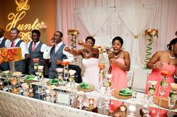 Nigerian/American wedding