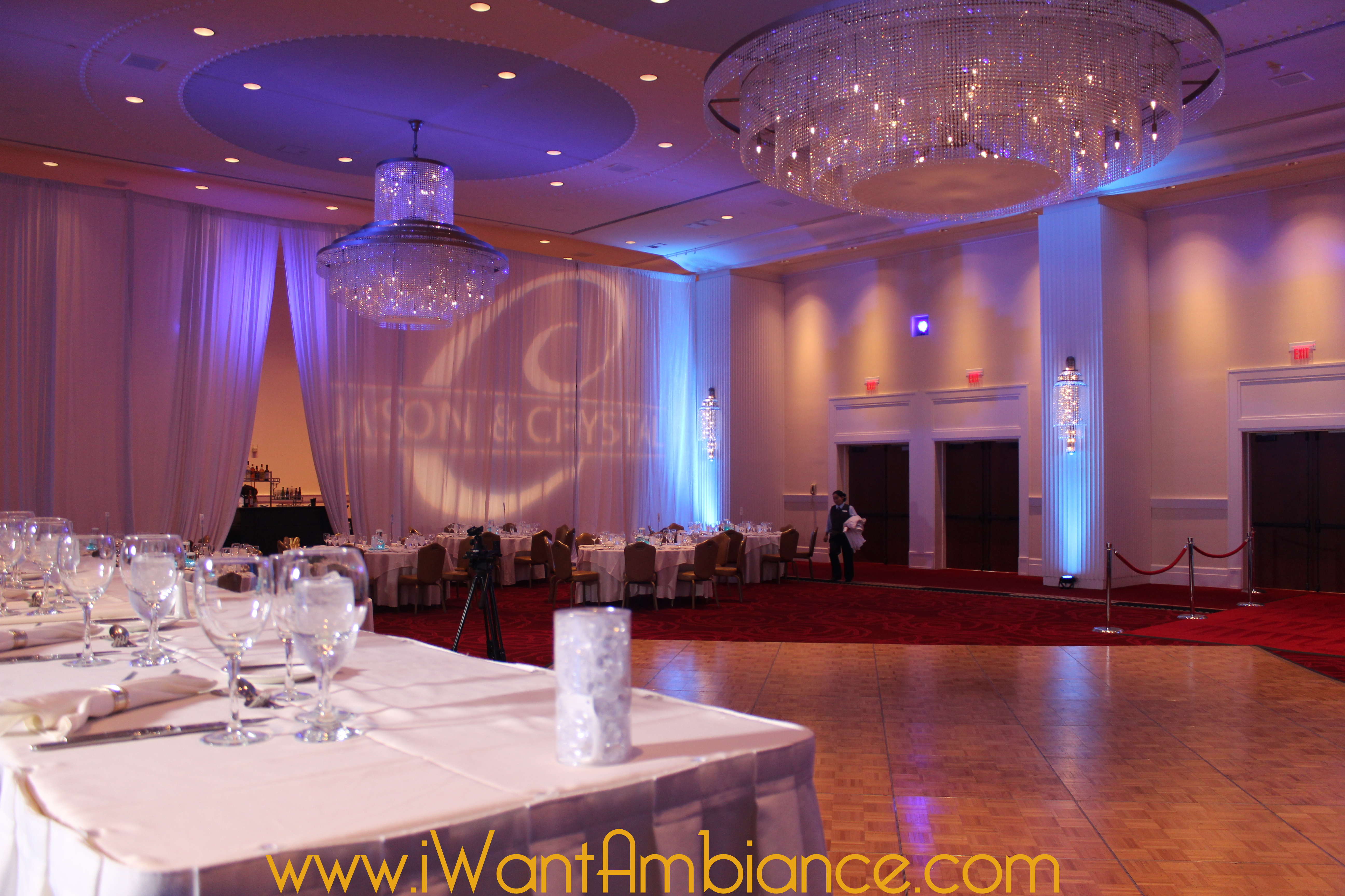Wedding @ the Gaylord Resort