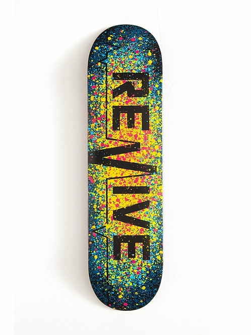 Revive Skateboards Splatter 3.0