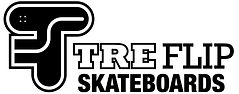 tre flip skateboards logo
