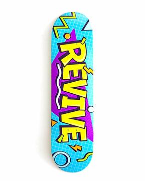 Revive Skateboards Lunchtime