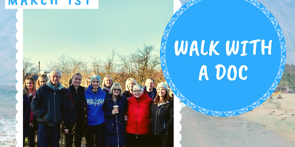 Walk with a Doc - Free Monthly Event