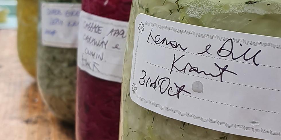 SOUL OUT! Sauerkraut & Kimchi Masterclass By Nourished by Nature