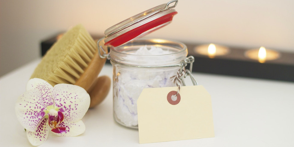 Natural Body Scrubs for Face and Body
