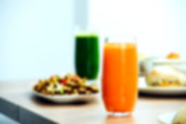 Carotene Blast Fresh Juice