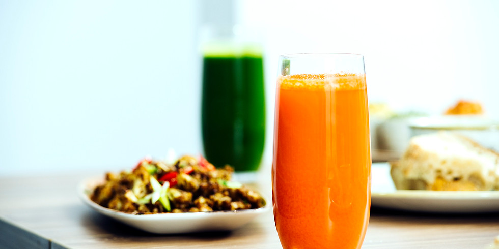 Optimise Your Health with Juicing