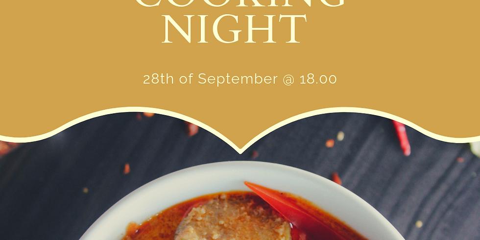 Italian Cooking Night