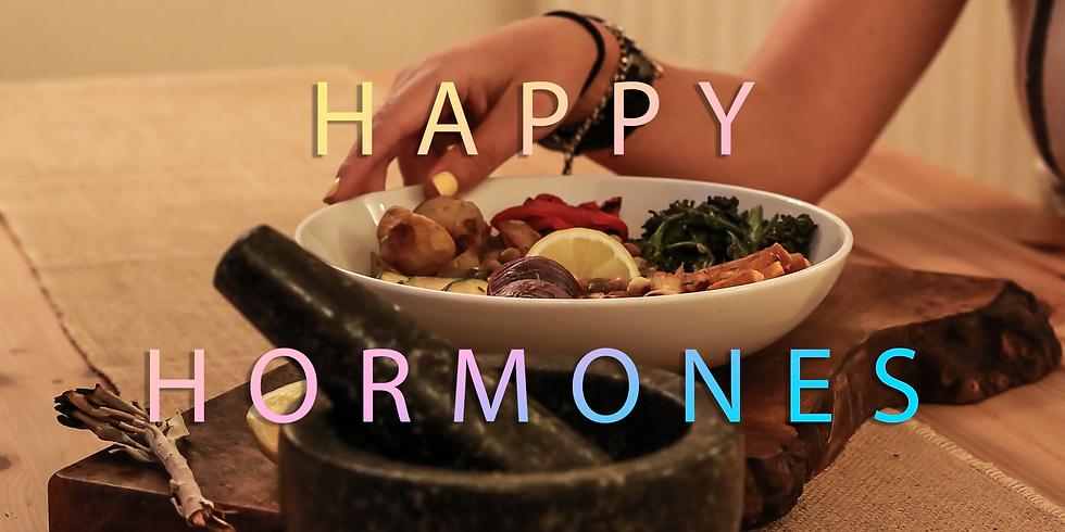 Happy Hormones by Sam Heaney Hormone Specialist