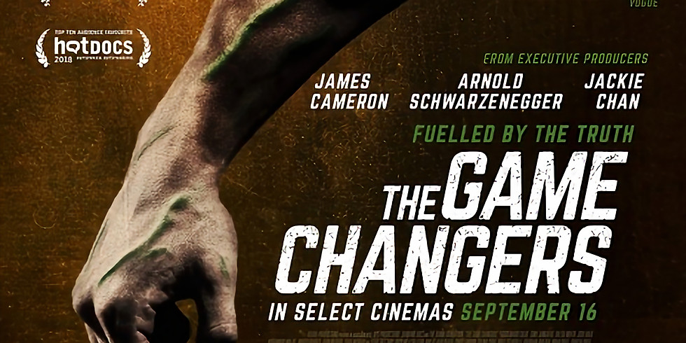 Game Changers Screening with Q & A with Dr Laura Freeman