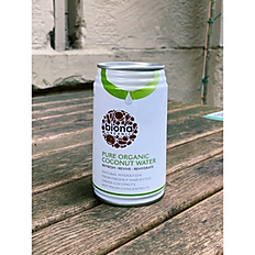 Pure Organic Coconut Water 330ml