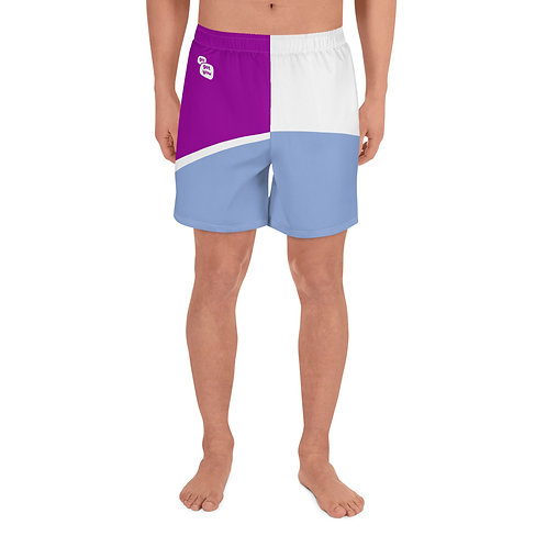 GGY Men's Athletic Long Shorts