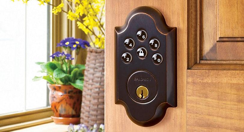 Control4 Door Lock