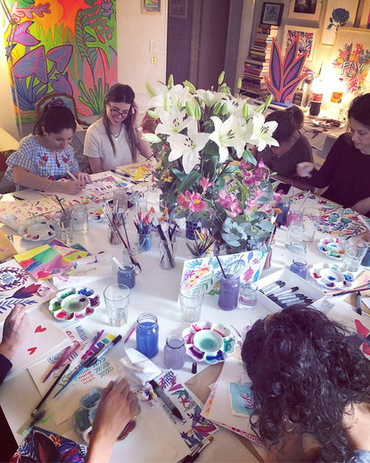 Workshops en Buenos Aires