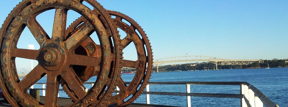 Big Wheel & Harbour Bridge