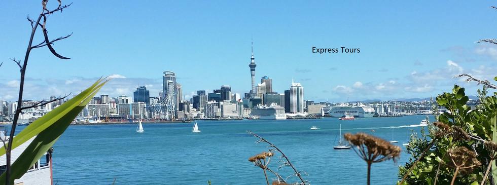 Auckland city Center