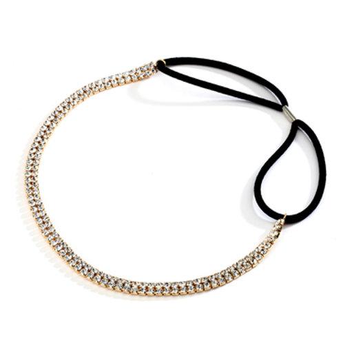 2-Row Adjustable Headband